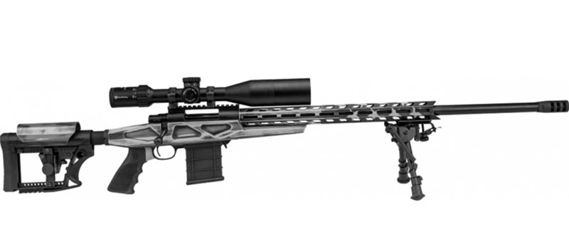 HOWA HCR VS RUGER PRECISION RIFLE