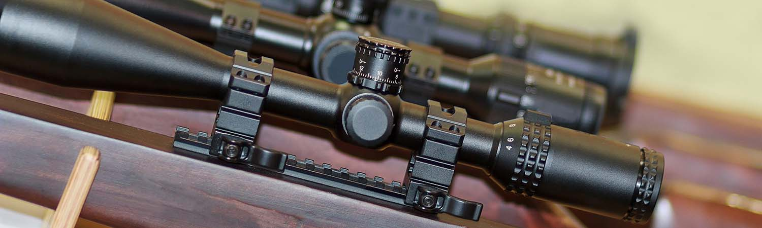 HOW TO MOUNT A SCOPE?